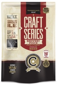 Brewkit Mangrove Jack's Craft Series 2,2kg - CHOCOLATE BROWN ALE