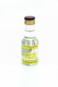 Esencja do alkoholu STRANDS Citron Vodka