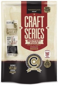 Brewkit Mangrove Jack's Craft Series 2,2kg - BAVARIAN WHEAT