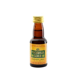 Esencja do alkoholu STRANDS Tequila Gold