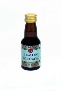 Esencja do alkoholu STRANDS Lemon Rum