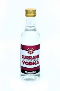 Esencja do alkoholu STRANDS Currant Vodka 50ml