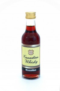Esencja do alkoholu STRANDS Canadian Whisky 50ml